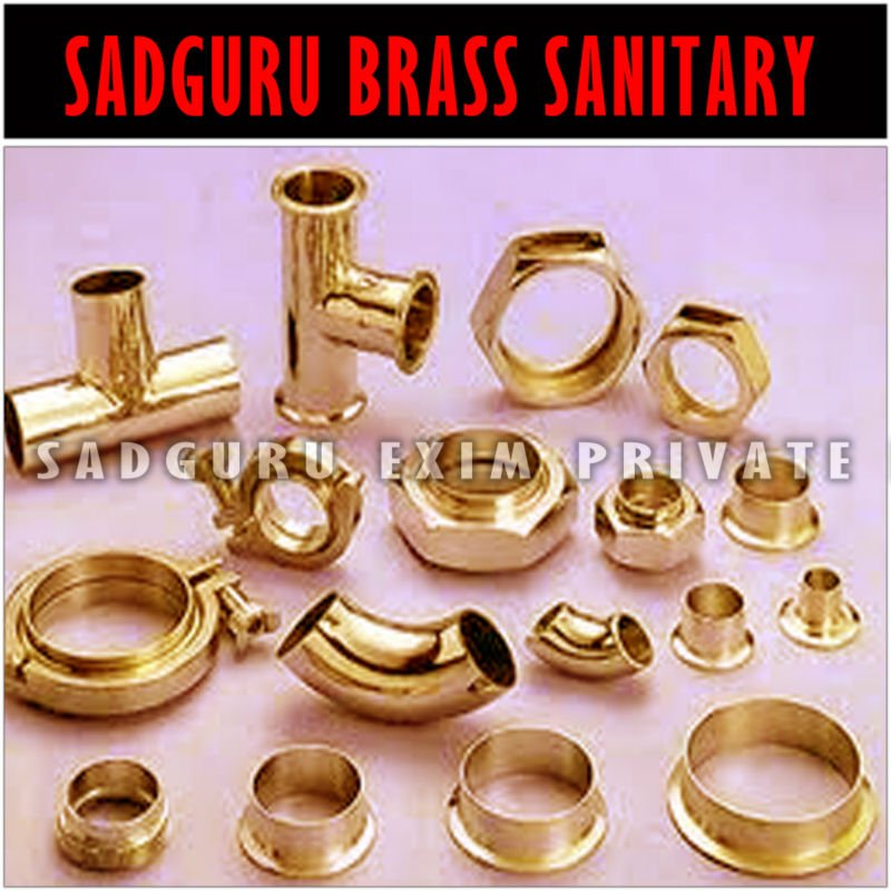 Sadguru Brass Sanitary Parts