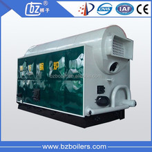 Good Performance DZL Automatic Biomass coal/ Wood fired rice hull powered Steam Boiler
