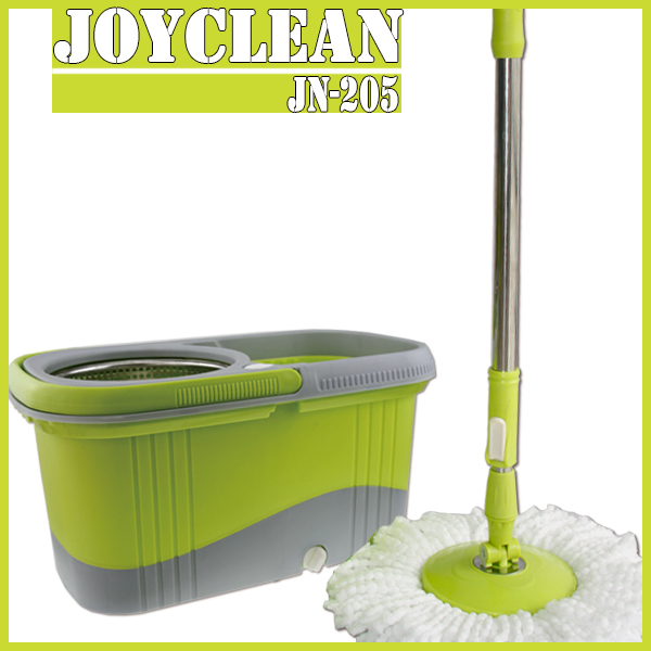 Joyclean JN-205 Household Crystal Magic Mop (360 Spin Mop and Go Easy Mop)