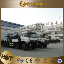 Chinese famous brand 200M 300M Truck-mounted water well drilling rig fro sale