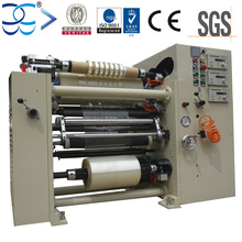 PET PVC Plastic Film Slitting and Rewinding Machine