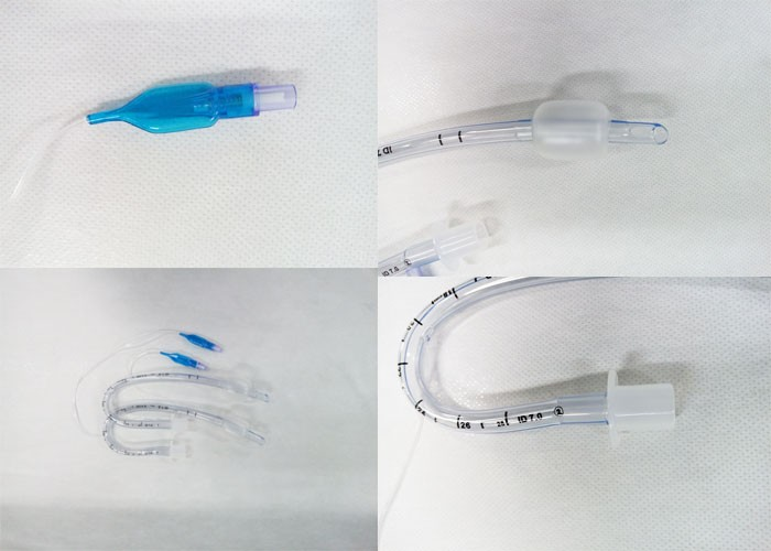2016 High Quality Preformed Endotracheal Tube cuffed(oral)