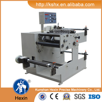 CE ISO Approved Sheets Coil Slitting Rewinding Machine