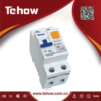 THL6-63 2P Rated Current C20 30mA 230V RCCB