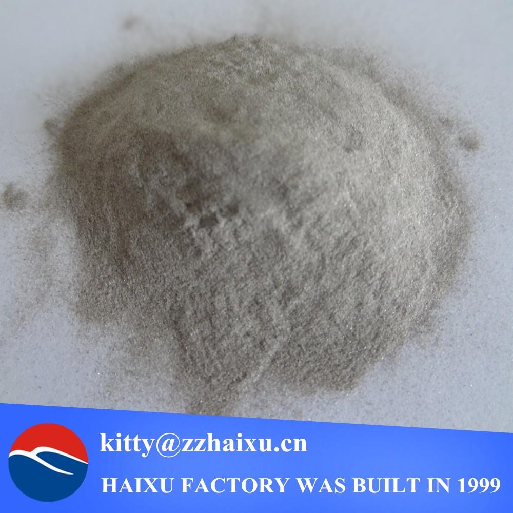 Brun oxyde d 39 aluminium poudre brun emery abrasifs id de produit 60634459527 - Faire briller aluminium oxyde ...