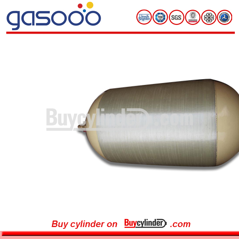 65L CNG Vehicle Cylinder CNG Type 2 Cylinder Composite 20Mpa CNG Gas Cylinder