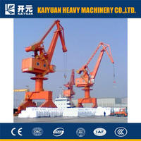Mobile Type Portal Gantry Crane for Harbor