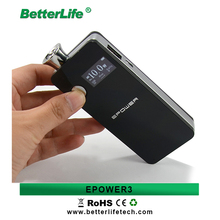 Betterlife new coming personal smoking spares big battery variable transformer ecig