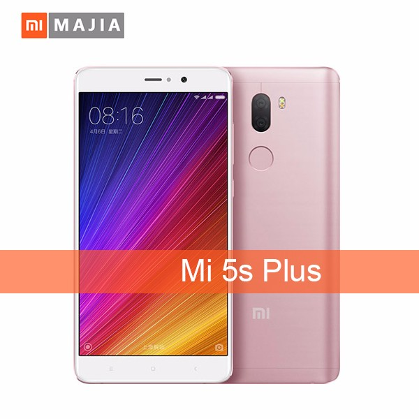 100% Original hot sale Mobile <strong>Phone</strong> Mi5s Plus 5.7'' FHD Snapgragon 821 64GB/128GB