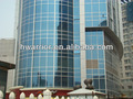 Aluminum frame glass curtain wall for Guangzhou supplier