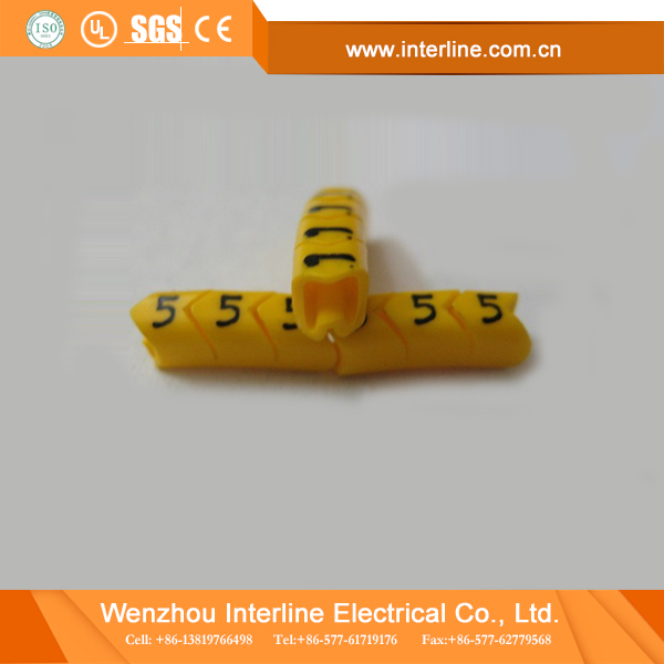 China Wholesale Ec-0 Made In Wenzhou Quick Splice Yts -P1 Made In Wenzhou R-Type Cable Marker