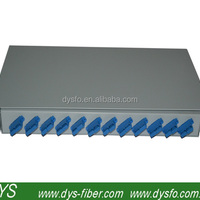 Rack Mounted Slide Type 24 Ports