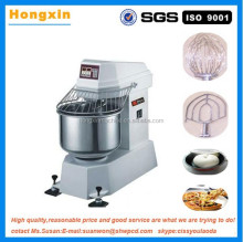 Commercial spiral 2 speed bakery bread dough mixer
