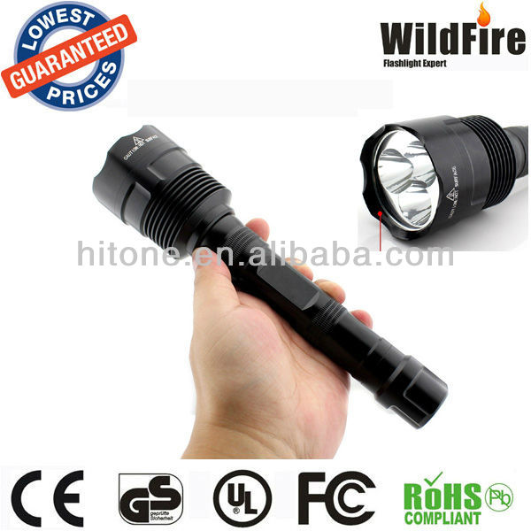 hand squeeze 3xCREE XML-T6 3x18650 flashlight high power 2300LM HT-3XT6-Y15 lampe de poche zaklamp Svetilka linterna electrica