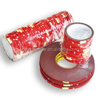 Acrylic adhesive double sided round vhb tape