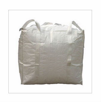 500kg-1000kg PP Woven Jumbo Bag Big Bag with Loading Spout for Plastic Resin