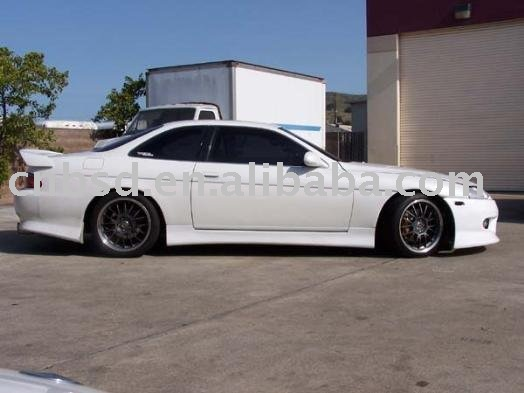SC 300/400 Vertex Body kit /Side skirts for 93-97 Lexus SC 300/400 Vertex Full Body Kit