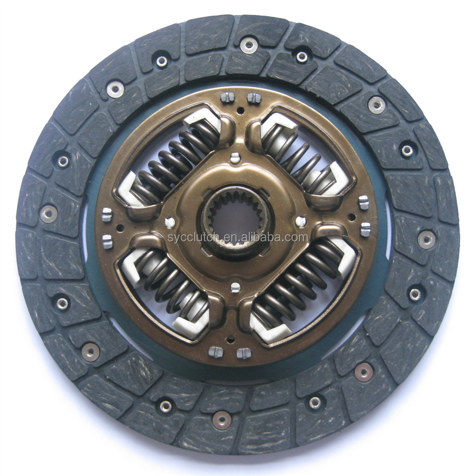 Clutch Disc31250-BZ130 for DAIHATSU,TOYOTA avanza K3 with Aisin appearance