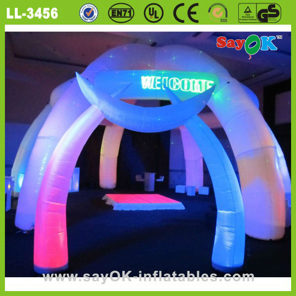inflatable wedding decorations led giant inflatable LOVE letters for Valentine's day