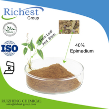 Icariin Shorthorned Epimedium Extract Powder