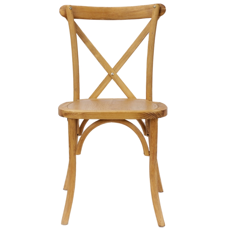 High Quality Vintage Oak/Beech/Birch Wood wedding Cross Back <strong>Chair</strong>