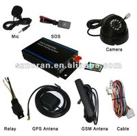 mini GPS gsm tracker with fuel check