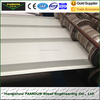 High-strength steel plate nontoxic and inodorous roof tile made in china