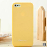 High quality many colors silicon for iphone5 case