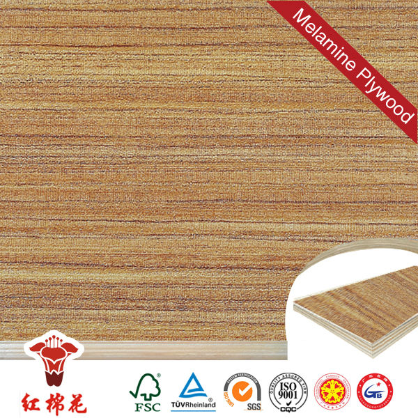 Straight line teak plywood 2.5mm 3mm 3.2mm 3.6mm 4mm Red Kapok