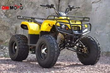 QWMOTO New 150cc Fordstyle GY6 racing 4 wheeler adult Automatic 150CC ATV with Reverse(QWATV-08A)