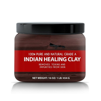 Bentonite Indian Healing Clay Mask