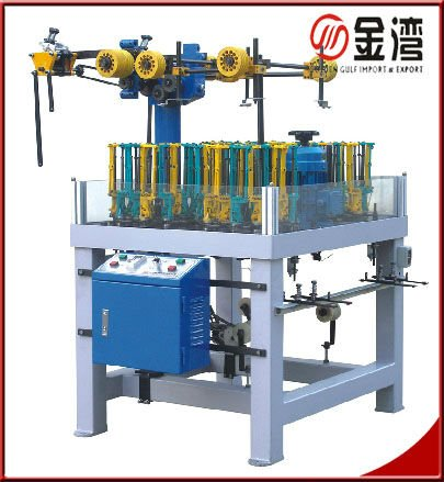 Rope/Shoe String Braiding Machine