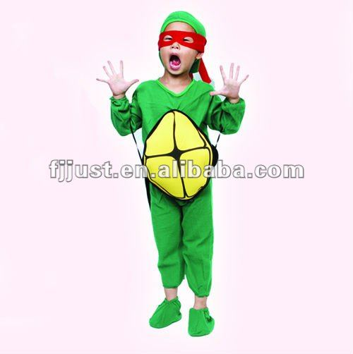 Tortoise mascot costume for Kids