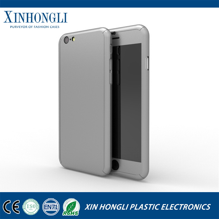Best quality new arrival transparent hard pc case for iphone 6s