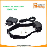 Hot Sell rechargeable Shock Dog Bark Collar TZ-PET006