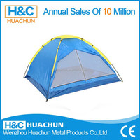 HC-CT002 2014 High quality Outdoor family camping tent waterproof tent