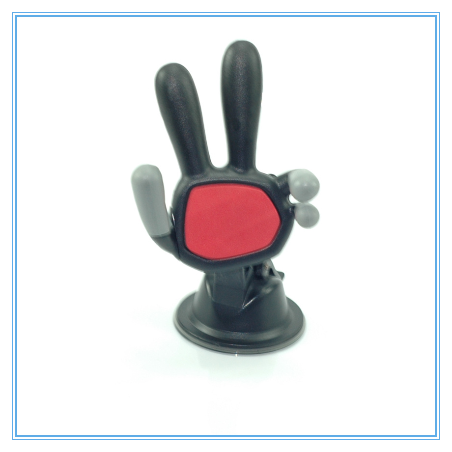 Suit for all size 360 rotating mobile finger cap phone holder