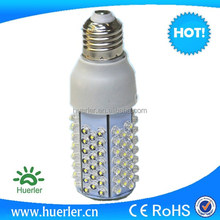 China factory 2-3 years guarantty 5mm dip 8 Watt E26 24V DC led lamp 900lm 44*128mm CE RoHS