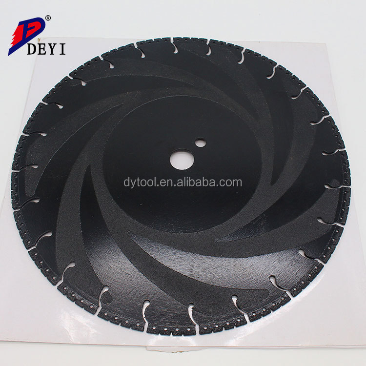 chipping free cutting Continuous Rim diamond Blades for tile marble