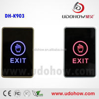 New product udohow glass touch switch panel(DH-K903)