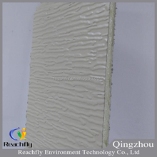 decorative exterior wall fireproof heat insulation 3d metal polyurethane sandwich panel