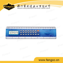 2016 promotion custom made 20cm length 8 digits fancy calculator for student