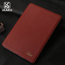 360 degree Universal 10.1 inch unique Genuine flip leather tablet case back cover for ipad mini 3 mini4 for ipad pro