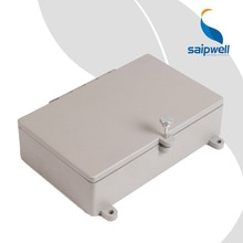 SP-FA8 Saip/Saipwell Waterproof IP66 Electrical Junction Box Aluminium Hinged Box Wenzhou Die Cast Aluminum Enclosure Hidge