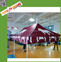 3x6 Aluminium pop up tent with logo