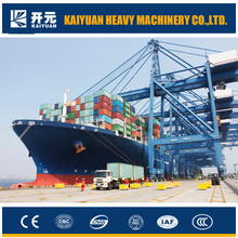 global service factory STS container crane cost