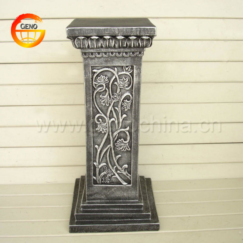 Wholesale wooden flower pot stands