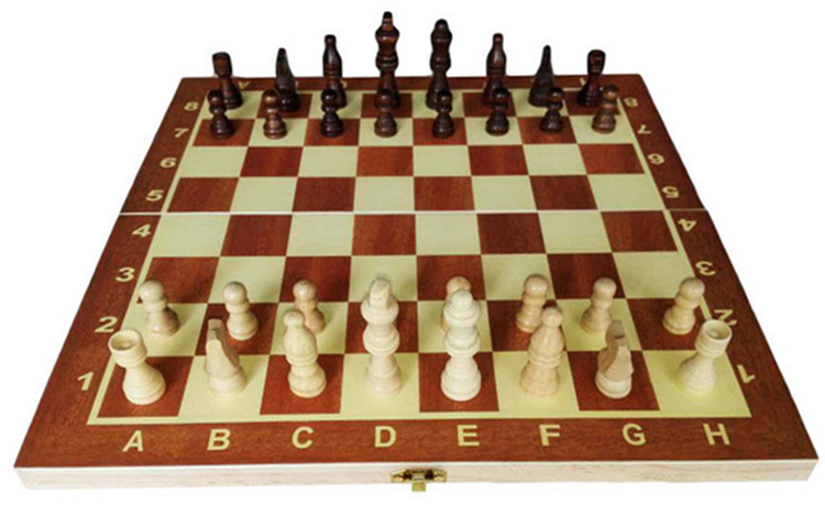 chess game chess set wooden chess