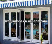 foshan wanjia factory pvc plastic doors for comfort room
