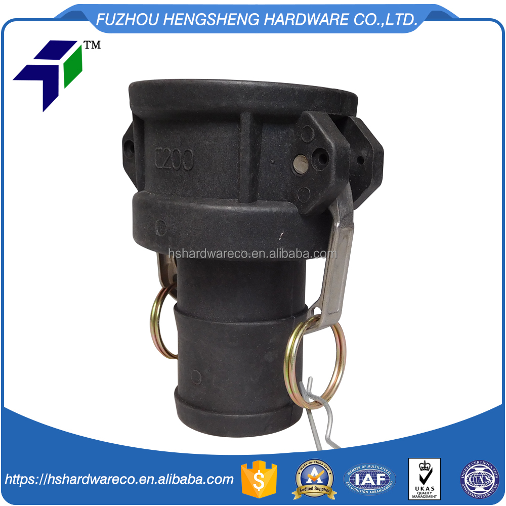 PP Replacement EPDM Gaskets Coupling